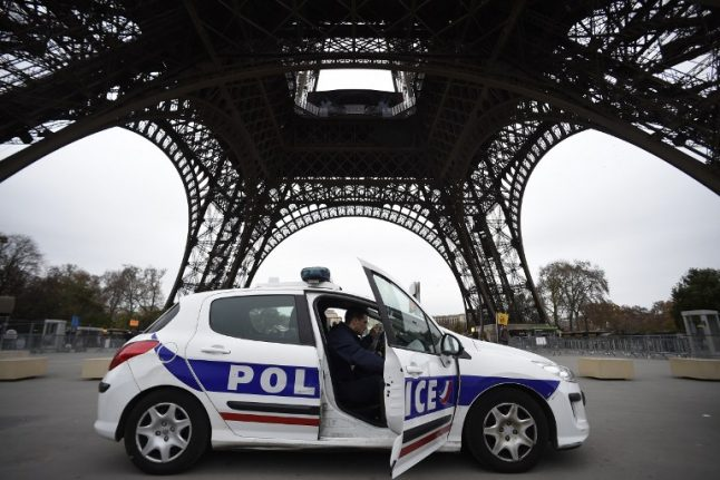 Three suspects charged over 'imminent' France terror plot