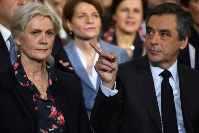 'I've never been his assistant': New embarrassing video for Penelope Fillon