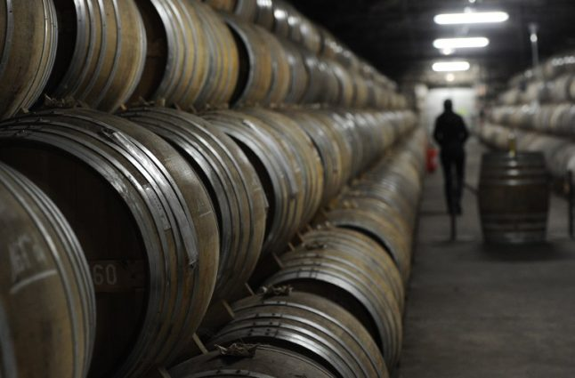 Santé! Cognac leads record year of alcohol exports for France