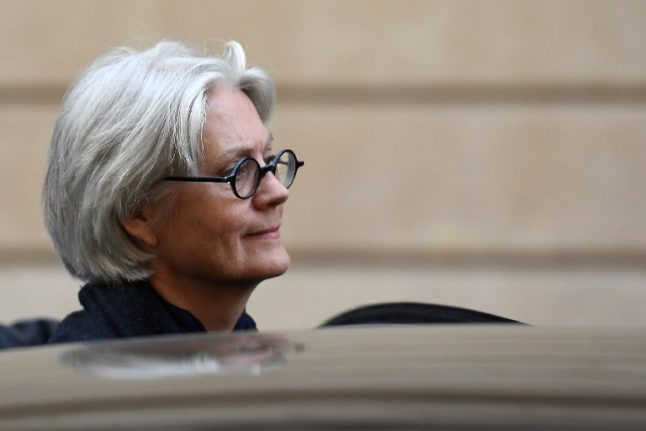 Fillon's wife Penelope charged over fake job scandal