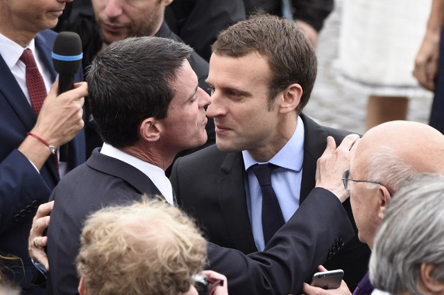 French socialists 'ready to back Macron' as he vows to fight for middle classes