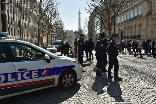 Letter bomb explodes at Paris offices of IMF leaving one injured