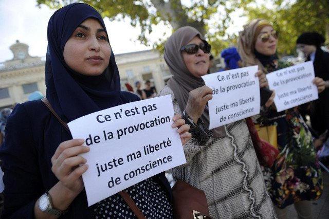 French people are less xenophobic but still wary of Islam