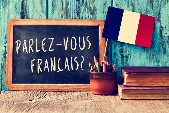 Zut alors! The French phrases you learn but don't really need