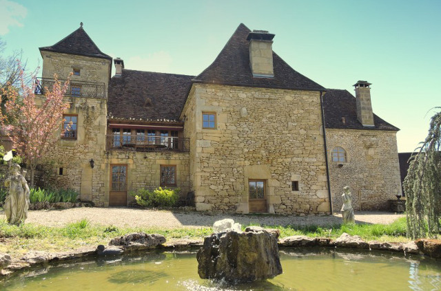French Property of the Week: Medieval manor in Dordogne with guest apartment