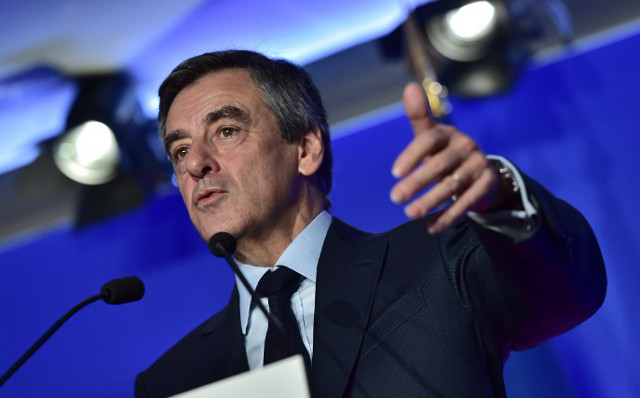 Fillon reaffirms his austerity plan for France... or is it a 'purge'?