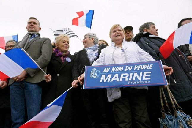 How stay-away voters could sway the French election
