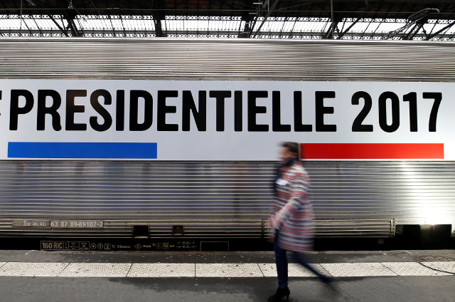 The need-to-know rules of the French presidential election