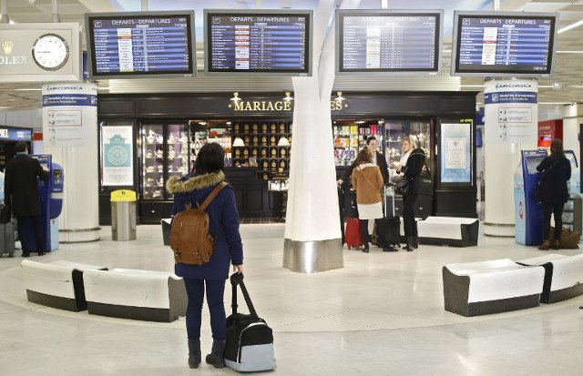 Over 400 flights grounded due to French air traffic control strike