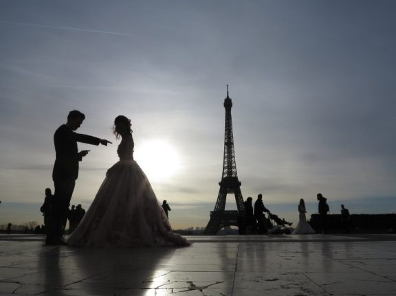 The nine ways a French wedding will surprise you