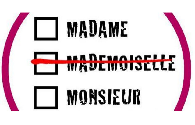 Is it time the French finally ditched the word 'mademoiselle'?