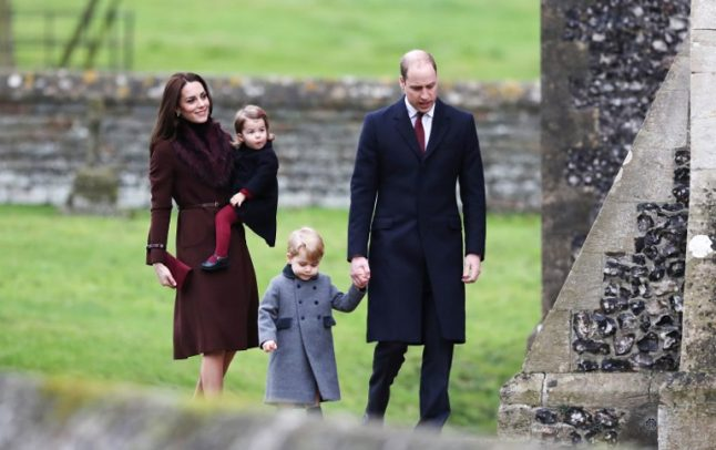 Prince William heads to Paris 20 years after Lady Diana's death
