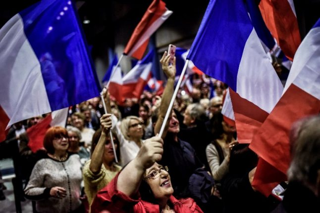 What do French voters want most out of their new president?