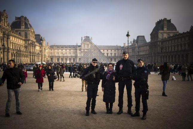 English-speaking French cops could soon patrol the streets of Paris
