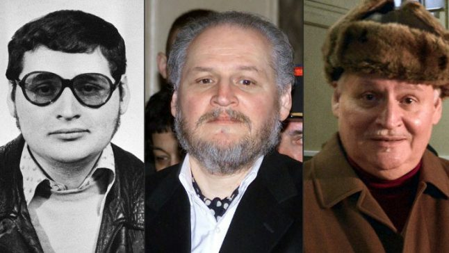 Carlos the Jackal slapped with life sentence for 1974 Paris attack