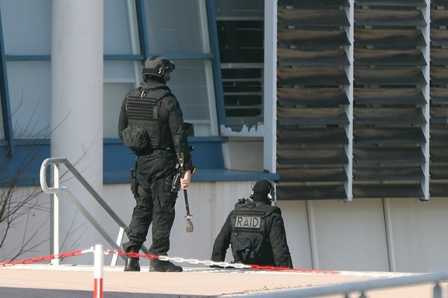 Teens charged over southern France school shooting