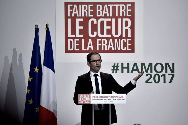 Socialist Hamon reveals plan for France (including state-run fully legal cannabis shops)