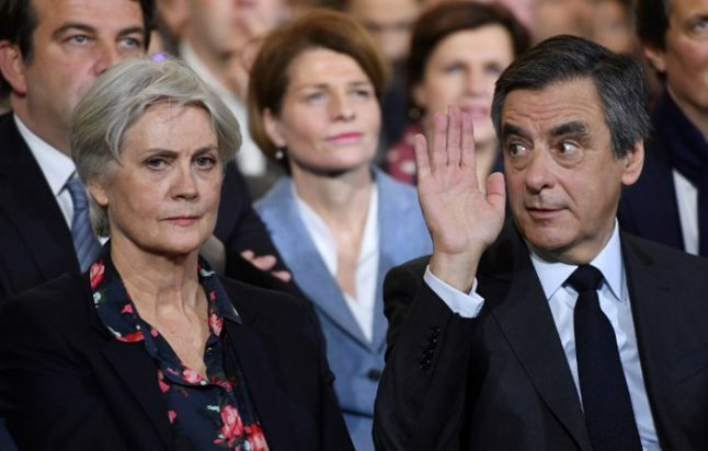François Fillon charged with several offences linked to 'fake jobs' scandal