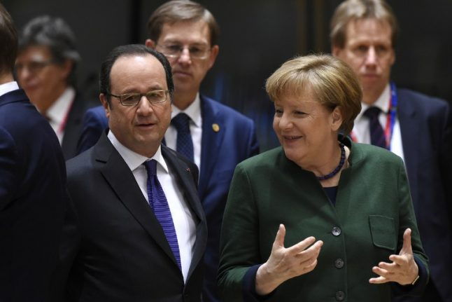 France and Germany tell UK to expect no Brexit favours