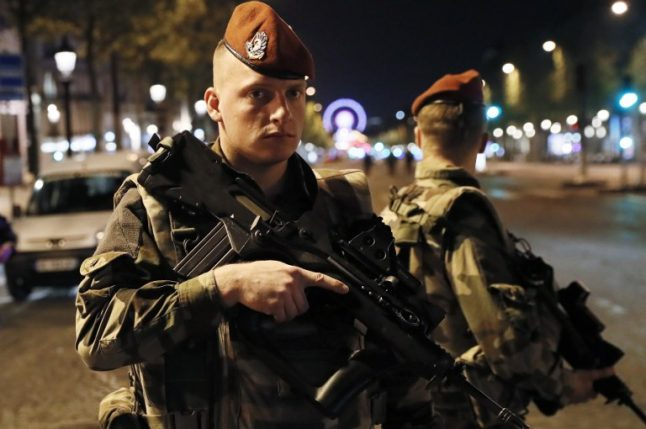 New suspect hunted by France turned himself in to Belgian police
