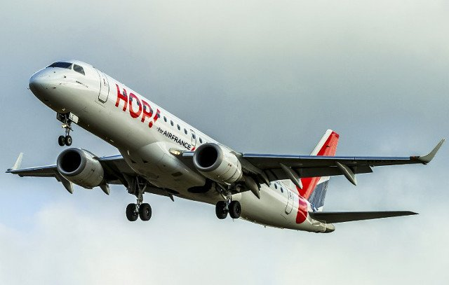 Cabin crew with French airline Hop! to stage two-day strike