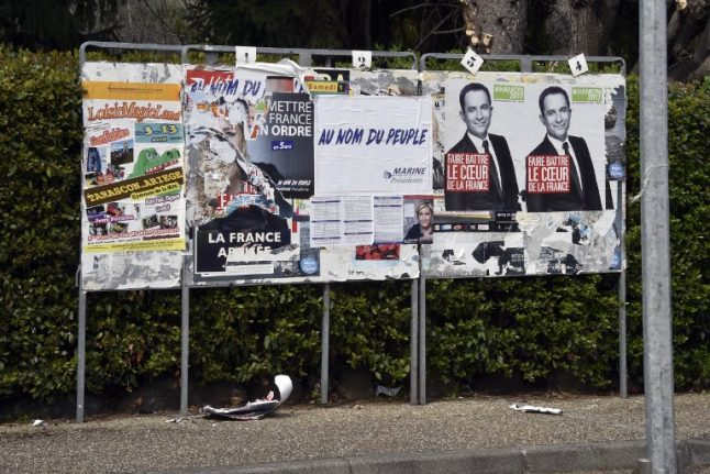 Official campaign begins for French Presidential election