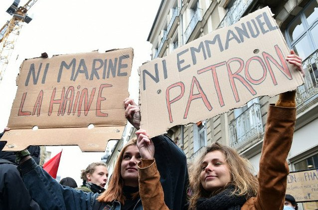 France's defiant abstainers: 'I won't be an accomplice to this disaster'