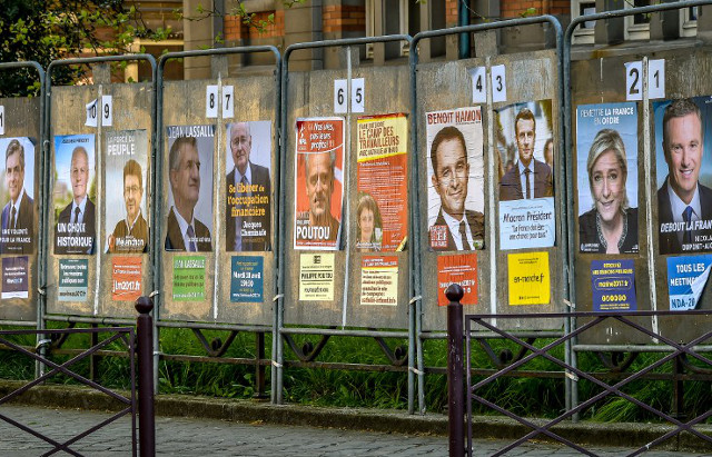 Why do millions of French voters STILL have no idea who to back?