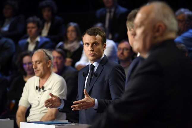 The best quotes from France's presidential debate