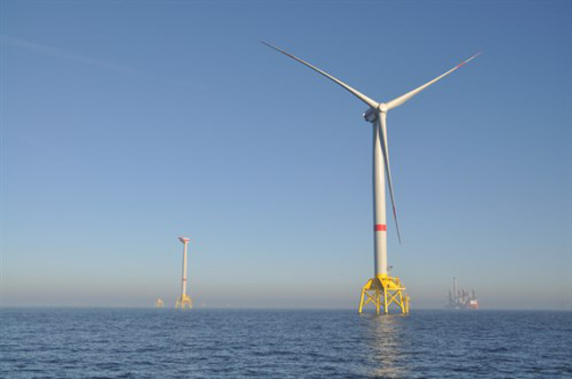 France's biggest offshore wind farm gets the go-ahead