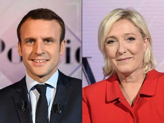 Things you didn't know about Marine Le Pen and Emmanuel Macron