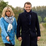 Onlookers abroad titillated by age gap between Macron and his wife