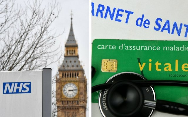 Culture shock: How the British health service just doesn't really compare to France's
