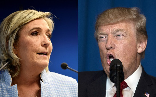 Le Pen shocked by Trump's decision to bomb Syria
