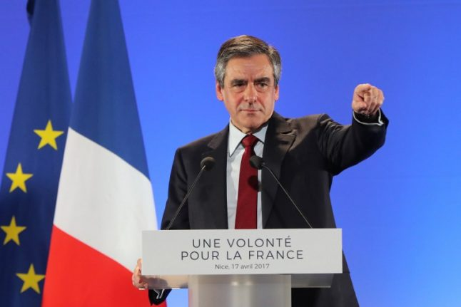 Was Francois Fillon the target of a foiled election terror plot?