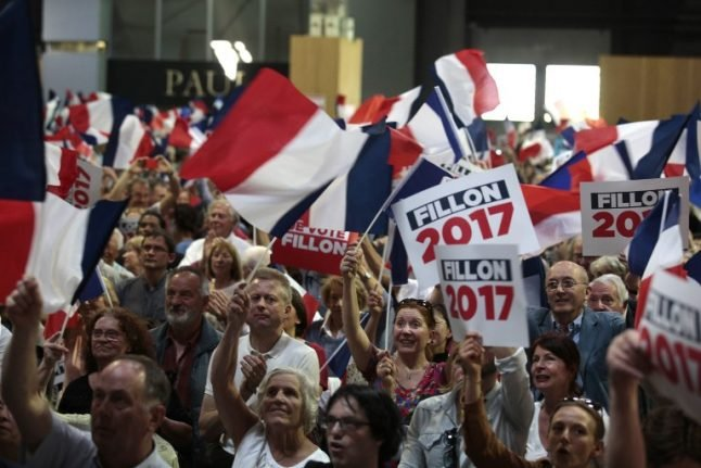 Why Fillon's supporters are convinced he can win