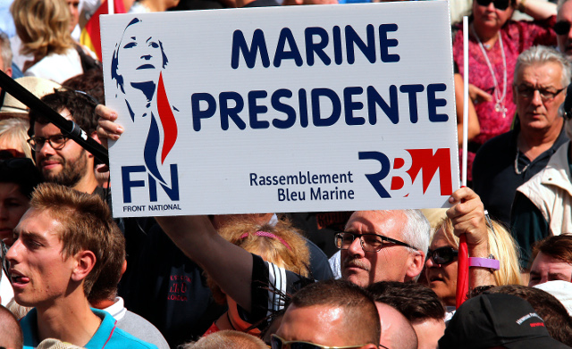 Who are the millions of French voters backing Marine Le Pen?