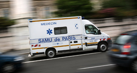 Paris woman declared dead by paramedics... then brought back to life by police