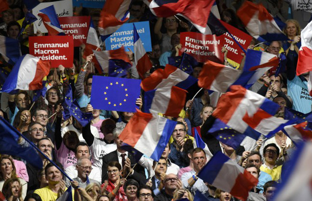 Who are the eight million French voters ready to back Emmanuel Macron?