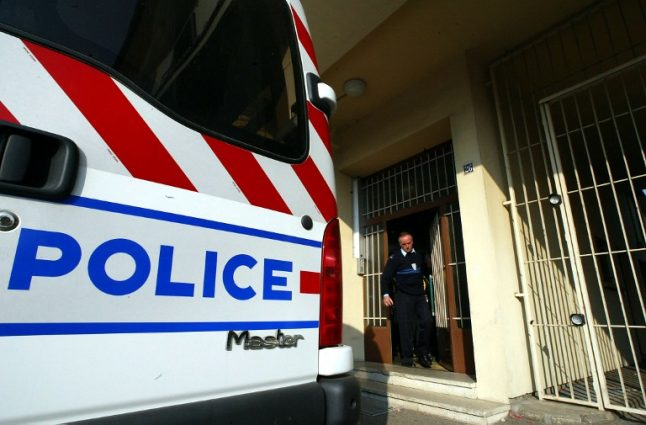 Policeman accidentally shoots colleague dead in eastern France