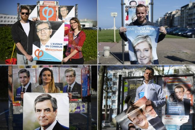 The final countdown: Here's how France's presidential election will unfold