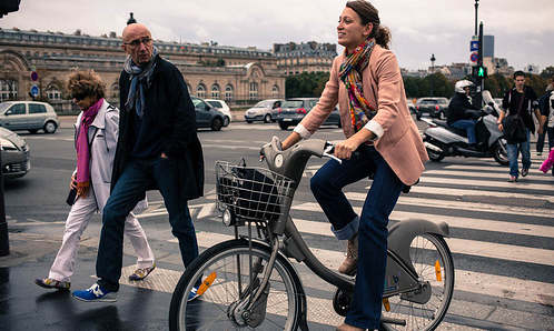 You better Velib' it: Cost of renting Paris city bikes could jump in future