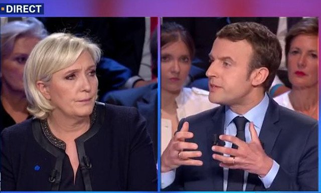 The Big Debate: Macron tells Le Pen 'you tell the same lies your father did'