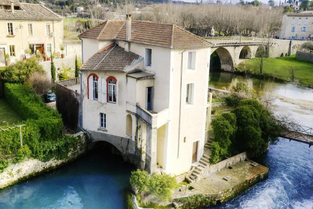 French Property of the Week: Renovated 12th century water mill in south of France