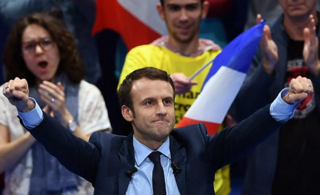 Macron: The chancer vowing to make French history