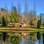 French Property of the Week – Cottage with private lakes and woodland in Dordogne