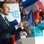 Macron to come under fire from all sides as 11 candidates prepare to face off