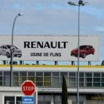 French carmaker Renault shuts down sites after being hit by cyber attack