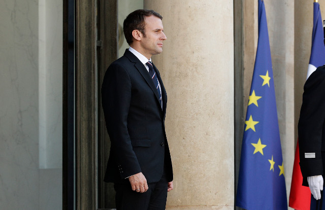 Macron unveils first government and leaves French right fuming