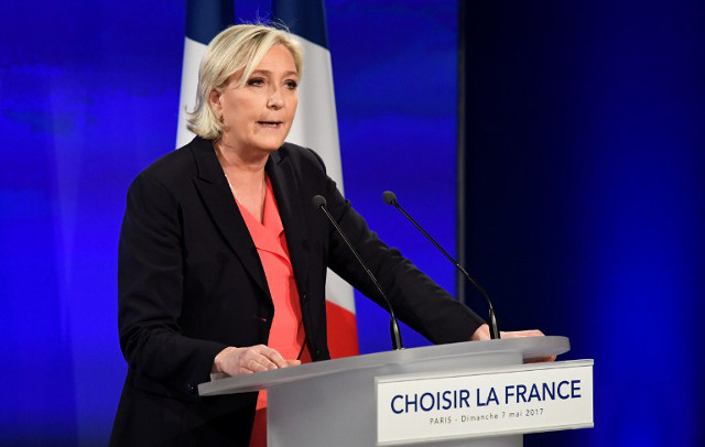 Marine Le Pen may have lost this time but the French far right is on the move